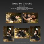 Stand My Ground Pack 132 by Elandria