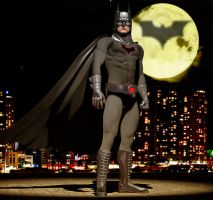 Batman second skin textures for M4 by hiram67