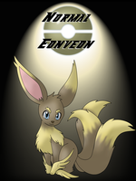 Eonveon by Pokemon-Lanino