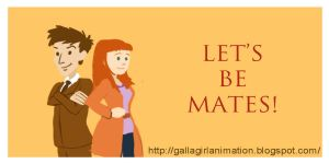 Let's Be Mates! by kairii2000