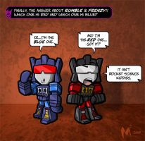 Lil Formers - Rumble,Frenzy by MattMoylan