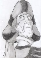 Frollo - Dat look by yami0815