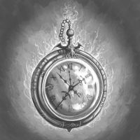 Victoriana - Magical Pocket Watch by ScottPurdy