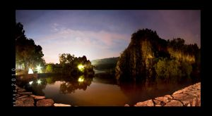 GuiLin Park by Renez