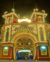 Luna Park by djzontheball