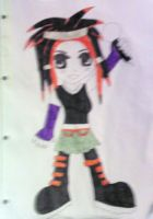 Amy Lee Chibi by Emox-Lovez