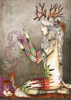.:Peaceful Offerings:. by LittleMissAlexius