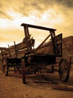 old wagon by jakehosmer