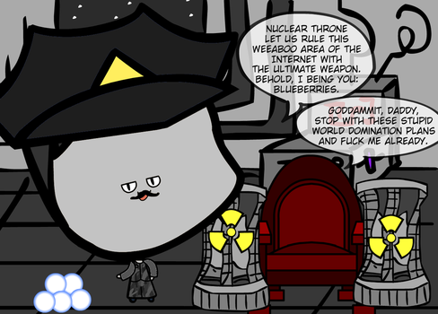 Mega Stalin and Nuclear Throne in Walfas by StevosStuff