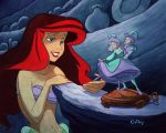 Ariel and Music Box by ColbyBluth