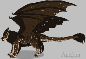 Arither by JadeWolfbane