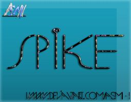 Spike Font by ASMH