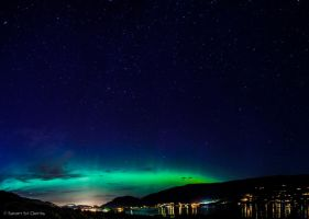 Norhtern Lights by Seanstdenis