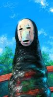 Spirited Away Fan Art by fear-sAs