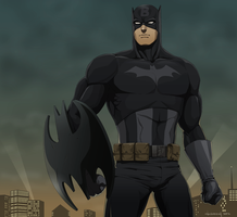 Captain Bat by doubleleaf
