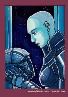 PSC - Shepard by aimo
