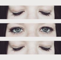 Eyes by MorganMorren