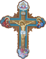 Jesus Christ Crucified by logIcon