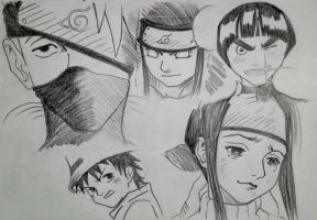 Naruto by Persefone999