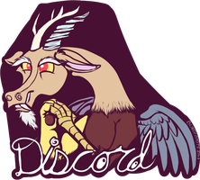 Discord Badge by BlindCoyote
