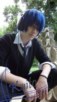 Do you love music? - Kaito by Hikuja