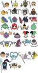 League of legends Stickers by Rogue3MT