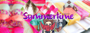 Summertime facebook cover by NiklausAysegulSS