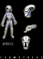 THE APOSTLE by JohnnyFive81