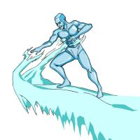 Iceman by the-skeletal13