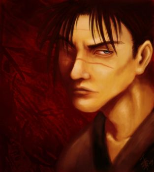 Blade of the Immortal: Manji by nocturnalMoTH