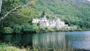 kylemore abbey by fishycole