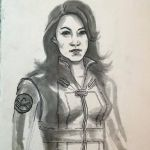 Agent Melinda may by AndyMichaelArt