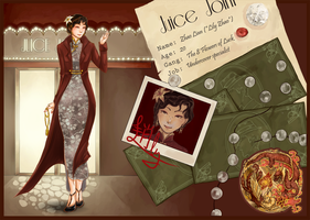 Juice Joint - Lily Zhao by Pikakus