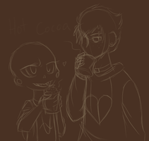 3. hot cocoa by cheriboo