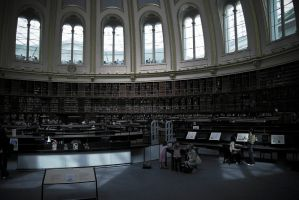 Library by Beekveld