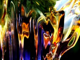 Abstract glass by HI-forever