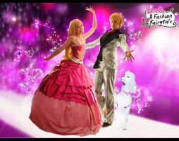 Barbie and Ken  - A Fashion Fairytale by NanjoKoji