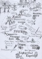 Hogwarts will always be there to welcome you home by girlinplaits