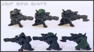 Rebel Grot Snipers UP by Proiteus