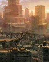 The City by MCfrog