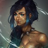 Nidalee by simoneferriero