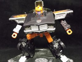 Transformer Big Daddy by forever-at-peace