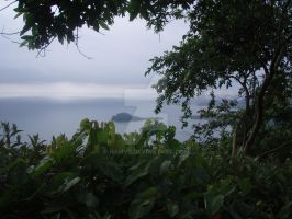 ROPanama Research: Mountain View of the Island by Namyr