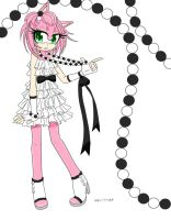 .:Amy In Pearls:. by iceykitty27