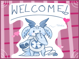Tock Welcome by Tailzy-Chan