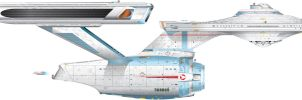 NCC-1701-A SIDE by godstaff