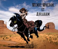 Wendy Whedon et Abraham by MarionPoinsot34