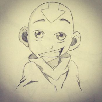 Aang by ppx-kh-lover