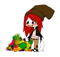 .:Gift:. dem Fruits by OmenaTee