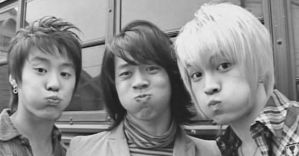 Funny Faces of DBSK by MissMinnieMouse